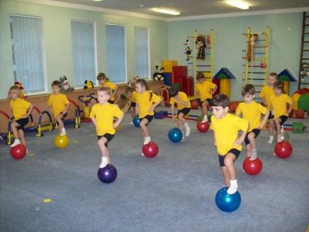 Підсумки конкурсу на кращий стан фізичного виховання в дошкільних навчальних закладах