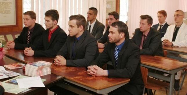 Делегація  учнів та викладачів Мюнхенської автомобільної школи