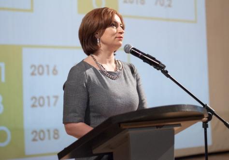 У середньому заробітна плата освітян Києва у 2017 році зросла на 50% – Ганна Старостенко